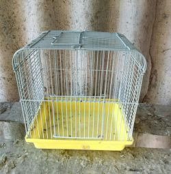 Parrot or Hamster Cage