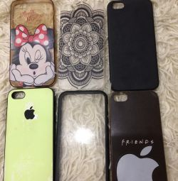 Case for iPhone 5,5s, 5c -250 for all