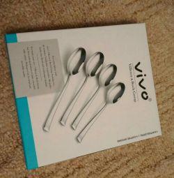 Teaspoons from Vivo