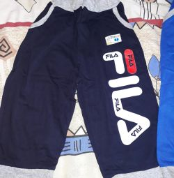 Shorts long 5-8 and 9-12 years