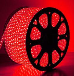 Fâșia LED pentru 220V 14,4W / m IP68