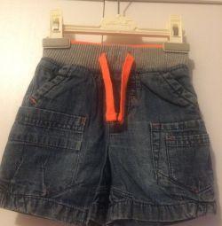 Τζιν παντελόνια σε άριστη κατάσταση 1-1,5 ετών