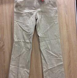 Bayan pantolonlar, r. 44-46