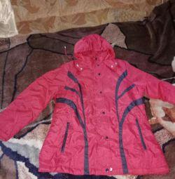 Спортивная куртка женская новая р. L