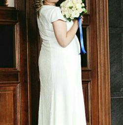 Свадебное/вечернее платье 52 размер
