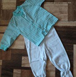 Bluz ve pantolon