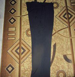 Large size pants