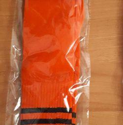 Football leggings for children. New. On the size of 32-34.