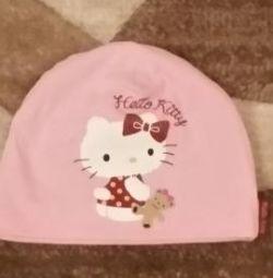 Pălărie ușoară pentru fete 2-6 ani