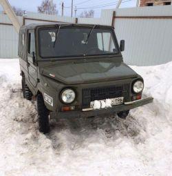 LuAZ 969, 1989