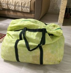 Baul bag for travel and storage