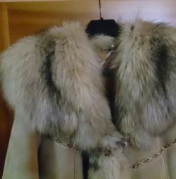 Koyun derisi ceket 50-52r