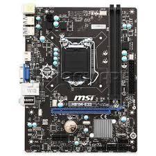 Motherboard MSI H81M-P33 LGA 1150 mATX