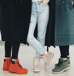 Vânzare cizme timba de iarnă până la 70%