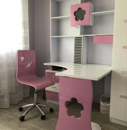 A set of furniture for the girl