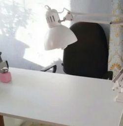 Лампа настольная для маникюра