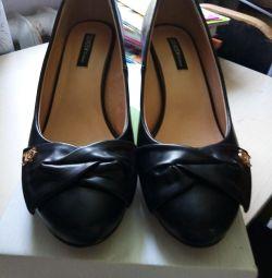Pantofi de dama negru firma ZENDEnew