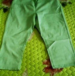 Женские брюки 52-54 р
