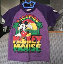 T-shirt NEW children's size 120 JAPAN