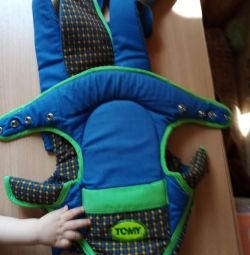 Рюкзак переноска кенгуру Томі