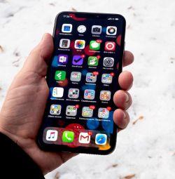 New iPhone XS MAX (64gb), black