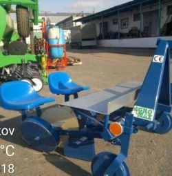 Planting machine 2-row Art4