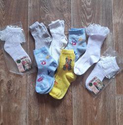 Носочки и трусики
