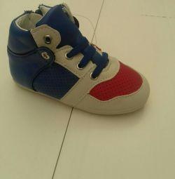 Ανδρικά παπούτσια 22 μέγεθος