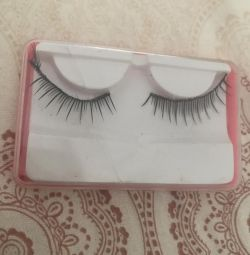 I will give the gift of eyelashes