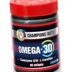 Omega-3 (Omega-3D) Academic-T 90 capsule
