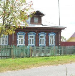 Ev, Sergeiha köyü, Vladimir bölgesi (20 km.