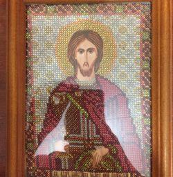 Aziz Nikita'nın simgesi
