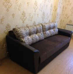 Large folding sofa in good condition