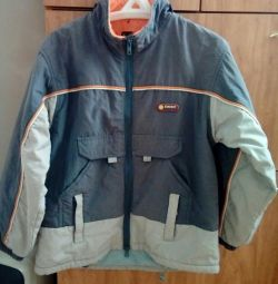 Jacket Demi-seasonal height 140