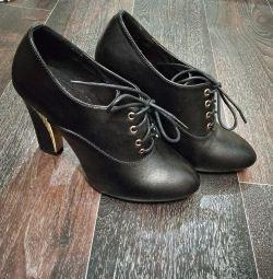 Lace-up Boots Glezna