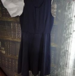 School dress, blue p. 140.