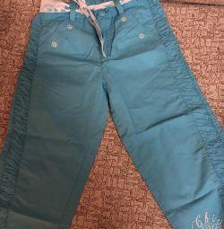 Yazlık pantolon
