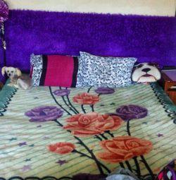 Кровать210*200
