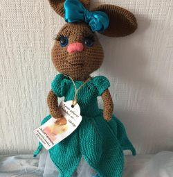 Bunnies handmade