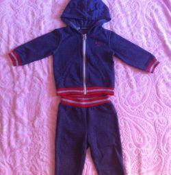Warm suit pp 80