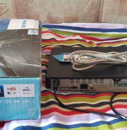 Disc Blu-ray / DVD player