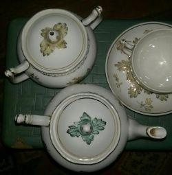Çay seti, SSCB, işverenler