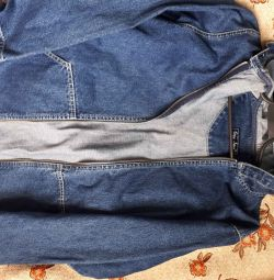 Jacheta de denim pentru femei