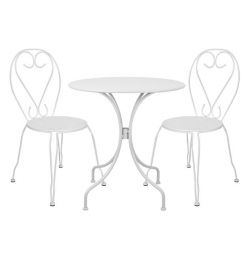 SET TABLES 3TM - TABLES & CHAIRS AMORE LEY