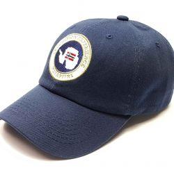 Бейсболка кепка Napapijri (т.сіній)