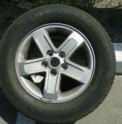 Hankook optimo K 406 tire