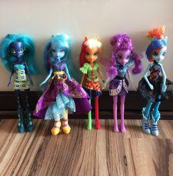 Pony Dolls