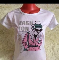T-shirt (νέο)