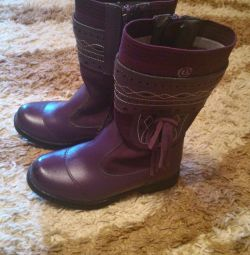 Orthopedic boots