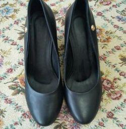 Туфли на платформе новые